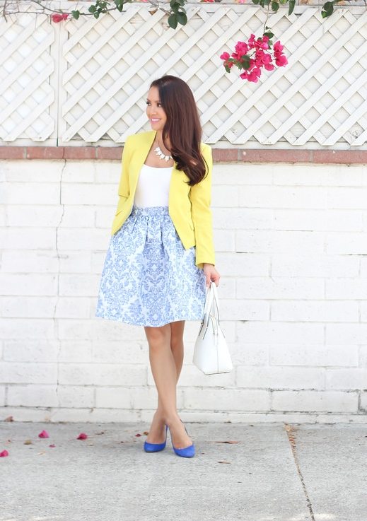 http://www.stylishpetite.com/2014/07/blue-and-yellow.html