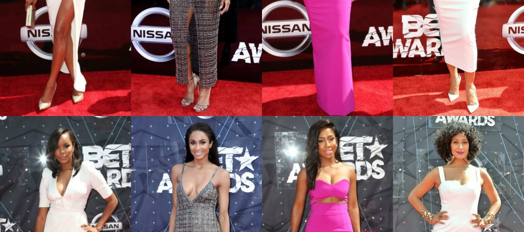 BET Awards 2015 Red Carpet Slays and Nays