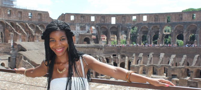 The Style Perk Travels : Rome Part 1