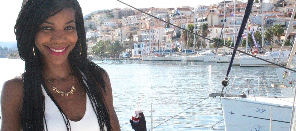 The Style Perk Travels : The Yacht Week Greece Route 35 Recap