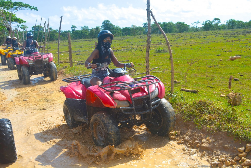 punta cana, dominican republic, bachelorette, black bachelorette, vacation, travel, things to do in dominican republic, dr, kasiperkins, thestyleperk, blogger, black blogger, travel blogger, fashion blogger, dc blogger, dmv blogger, atv, atv tour, atving