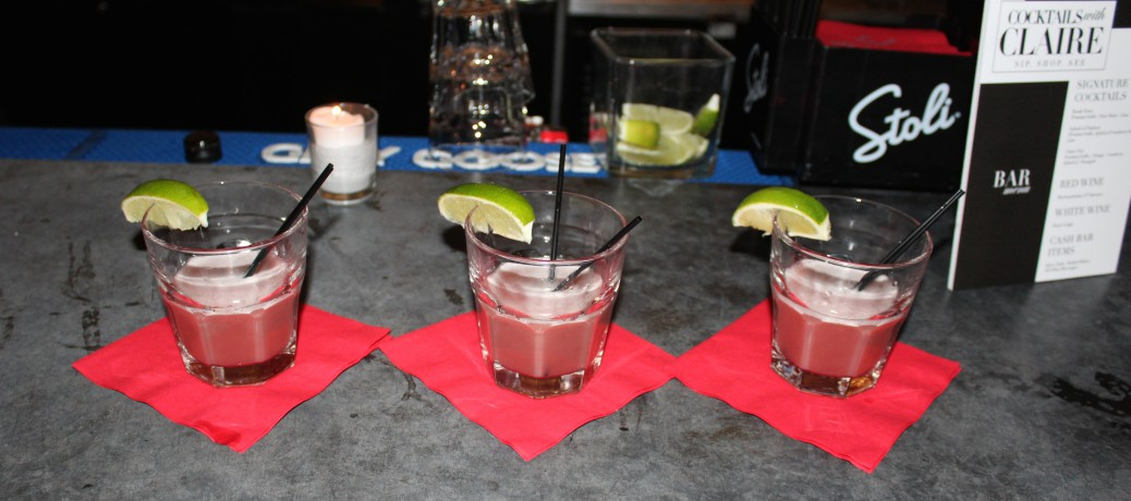 The Style Perk Event Recap : Cocktails with Claire DC