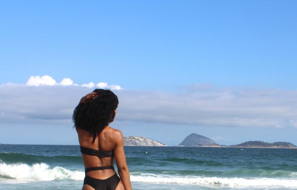 black one piece swimsuit, black swimsuit, black monokini, amiclubwear, brazil, impanema beach, rio de janeiro, brazil
