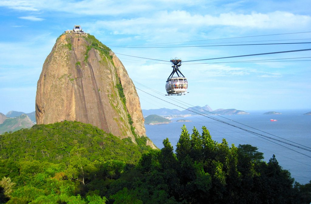 Sugar Loaf Mountain Cable Car,Sugar Loaf Mountain, Rio de Janeiro, Brazil,Brazil, travel, travel group, things to do in Rio de Janeiro, Brazil