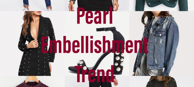 Fall/Winter Style: SheIn Black Friday + Pearl Trend