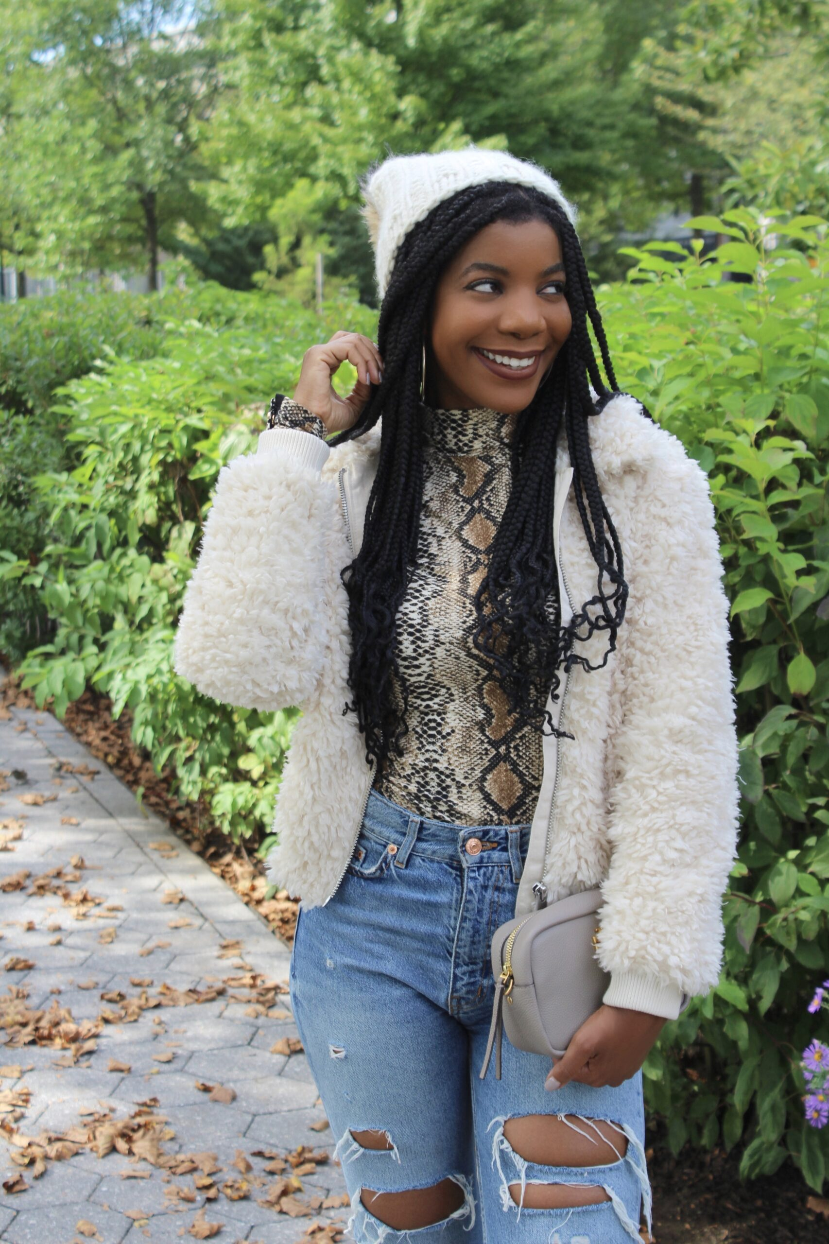 Fall/Winter Trends Featuring Sh*t That I Knit